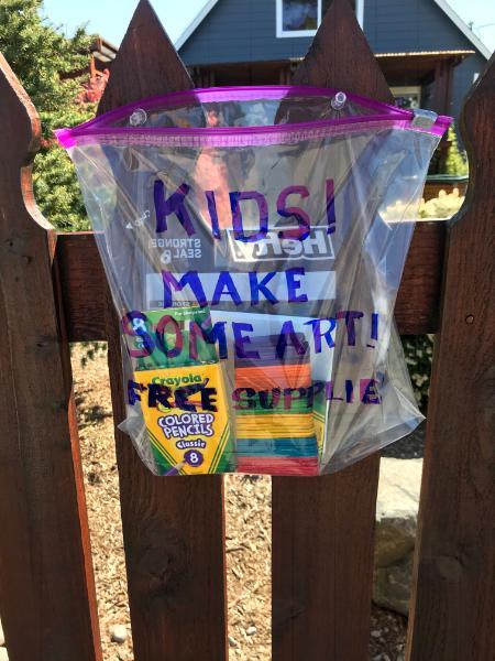 Kids' Art Supplies