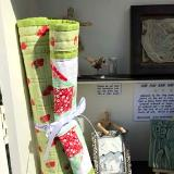 Quilted Table Runner by Jan Clark