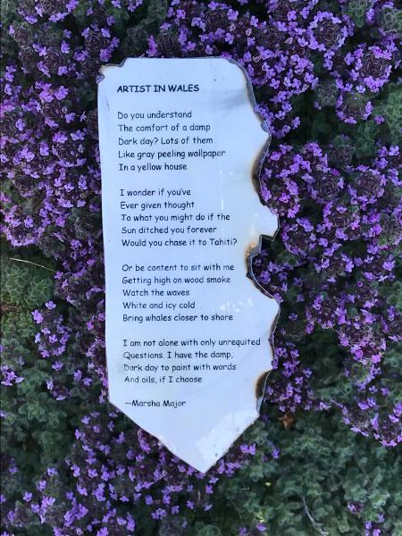 The Poem by Marsha Major
